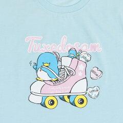タキシードサムビッグTシャツ(ローラースケート)