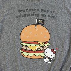 ハローキティ前結びTシャツ