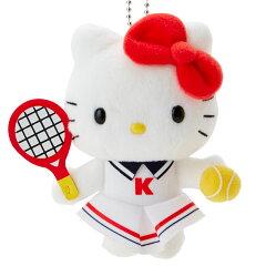 ハローキティマスコットホルダー(テニス)