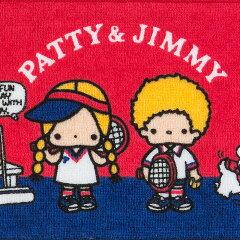 パティ&ジミーポケットタオル(テニス)