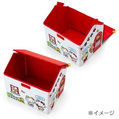 マイメロディおうち形収納ボックス