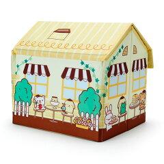ポムポムプリンおうち形収納ボックス