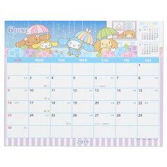 シナモロールシートカレンダー2019