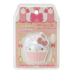 ハローキティカップケーキ形リップクリーム