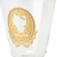 ハローキティリボンフレームペアミニワイングラス