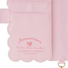 マロンクリームマルチスマートフォンケースM(カップケーキ)