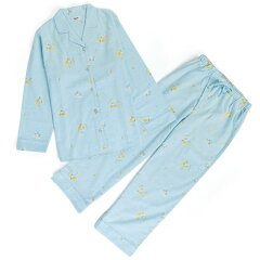ポチャッコネルシャツパジャマ