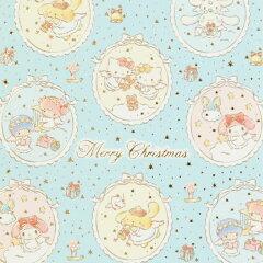 サンリオキャラクターズクリスマスカード(エンジェルクリスマス2018)