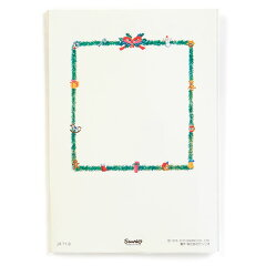 ハローキティクリスマスカード(クリスマスショップ)