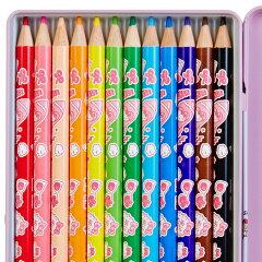 ハローキティ色鉛筆12色セット(ドリーム)