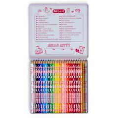 ハローキティ色鉛筆24色セット(ドリーム)
