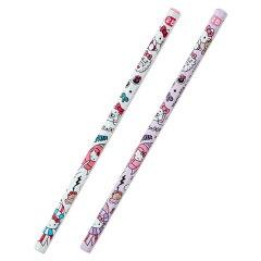 ハローキティ2B鉛筆12本セット(ドリーム)