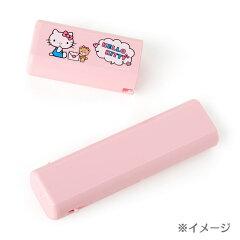 マイメロディ熊野筆携帯用フェイスブラシ