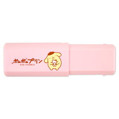 ポムポムプリン熊野筆携帯用フェイスブラシ