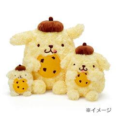 ポムポムプリンぬいぐるみ(クッキー)S