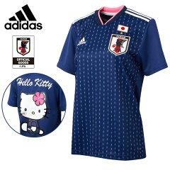 ハローキティadidasJFAサッカー女子日本代表ユニフォーム(なでしこジャパン)