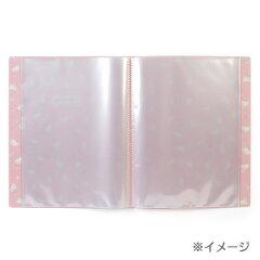 シナモロールクリアファイルホルダー(エンジョイアイドル)