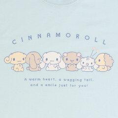 シナモロールTシャツ(なかま)