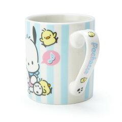 ポチャッコマグカップ(ロゴ)