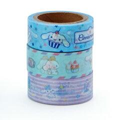 シナモロールフロート風マスキングテープセット