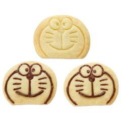 ドラえもん簡単フェイス形手作りクッキーキット(I'mDORAEMON)