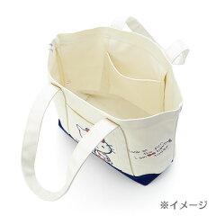 ポムポムプリン帆布トートバッグ