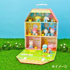 ポチャッコフロッキーマスコット(なつかし幼稚園)