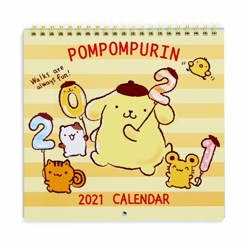 カレンダー, アニメ・キャラクター  M 2021