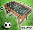 送料無料 サッカーゲーム 本格 テーブルゲーム ボードゲーム サッカーゲーム盤 Soccer game Wood サッカー ゲームウッド