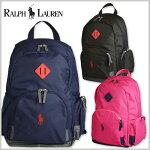 POLORALPHLAURENBASICYOUTHBACKPACK/ベーシックユースバックパック/リュックサックバッグ/送料無料