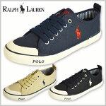 OLORALPHLAURENCARLISLE2/ポロ・ラルフローレンキャンバススニーカーカーライル2/カジュアルシューズ靴/送料無料