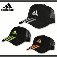 adidas cap/アディダス スポーツキャップ/後部メッシュタイプ 帽子
