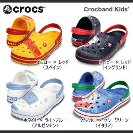 【キッズ・ジュニア】クロックスクロックバンドキッズCrocsCrocbandKids'【RCP】