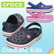 【キッズ・ジュニア】 クロックス クロックバンド キッズ Crocs Crocband Kids'