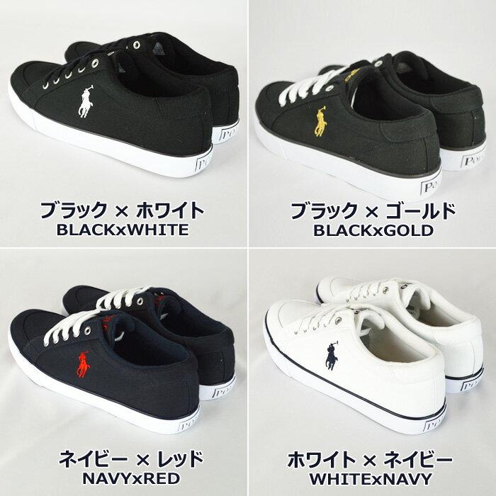 ポロラルフローレンスニーカーレディース靴シューズPOLORALPHLAURENBRISBANE