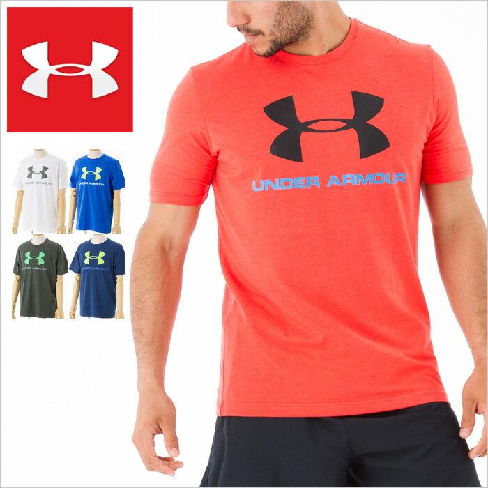アンダーアーマー スポーツスタイルロゴTシャツ(メンズ)