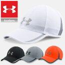 アンダーアーマースポーツキャップUNDERARMOURSHADOWAVCAP帽子ゴルフランニング