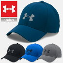 アンダーアーマーメンズスポーツキャップUNDERARMOURMENSSTORMHEADLINECAP帽子ゴルフ