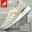 ニューバランスメンズスニーカーアメリカ製NEWBALANCEM997CHTMADEINUSA/靴スポーツシューズランニングウォーキング
