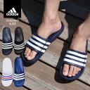 アディダス シャワーサンダル スポーツサンダル デュラモ スライド メンズ adidas DUR……