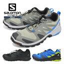 サロモン シューズ メンズ 靴 SALOMON 登山靴 トレッキング アウトドア スニーカー XA ROGG キャンプ