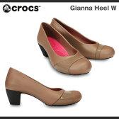 【超目玉 残り僅か!】レディースクロックス ジアンナ ヒール ウィメンズ Crocs Gianna Heel Womens 送料無料