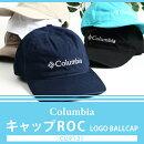 ColumbiaROCLogoBallcap/コロンビアROCロゴボールキャップ/帽子/