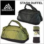 GREGORYSTASHDUFFEL65L/グレゴリーダッフルバッグ/大容量スポーツバッグ/