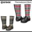 【在庫処分SALE】【超目玉 残り僅か!】【レディース】クロックス サーマルーセント ブーツ Crocs Thermalucent Boot ブーツ 長靴 レインブーツの商品画像