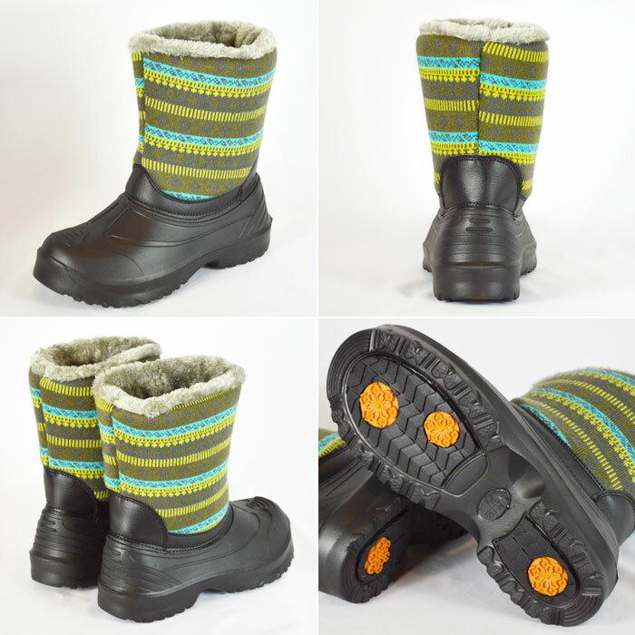 レディース軽量防寒ブーツ