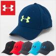 アンダーアーマー スポーツキャップ/UNDER ARMOUR STRETCH CAP/アンダー アーマー メンズ 帽子 キャップ ランニング ストレッチ ゴルフ