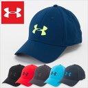 アンダーアーマー キャップ メンズ 帽子 スポーツ UNDER ARMOUR STRETCH CAP 1242627 ゴルフ