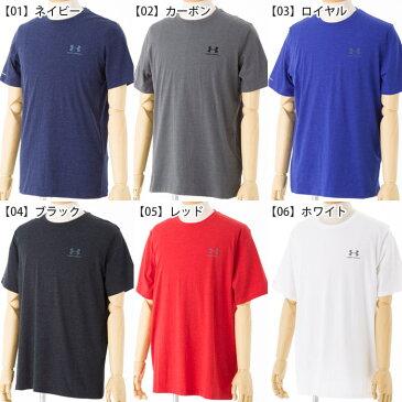 アンダーアーマー Tシャツ ヒートギア UNDER ARMOUR TEE SHIRTS アンダー アーマー メンズ tシャツ 半袖 ロゴ スポーツ 1257616