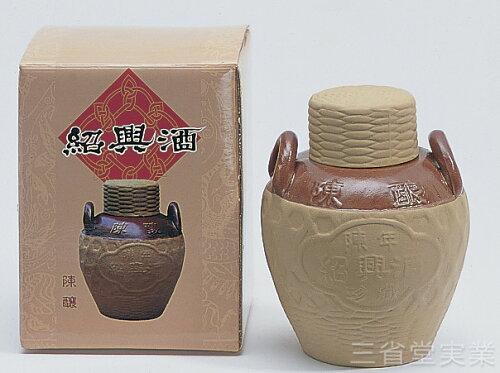 珍蔵紹興酒 [茶壺] 17度 250ml×24本 SK0273 1906-2556